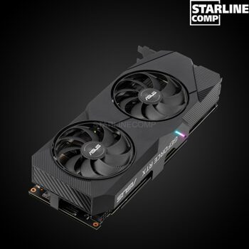 ASUS DUAL OC GEFORCE RTX 2060 SUPER EVO 8GB