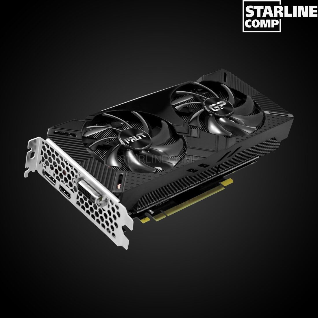 PALIT GAMING PRO OC GEFORCE RTX 2060 6GB