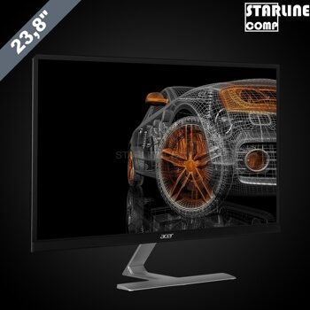 ЖК-МОНИТОР ACER RT240Ybmid 75Hz