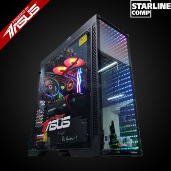 POWERED BY ASUS Intel Core i7-8700k, RTX 2080 8Gb, ОЗУ 16Gb