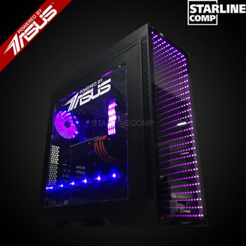 POWERED BY ASUS Intel Core i7-9700KF, RTX2080Ti OC 11Gb, SSD 500Gb, HDD 2000Gb