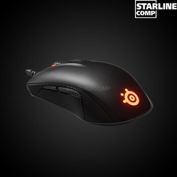 ИГРОВАЯ МЫШЬ STEELSERIES RIVAL 110 MATTE BLACK