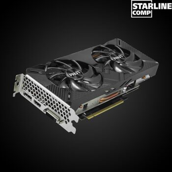 PALIT DUAL GEFORCE GTX 1660 6GB