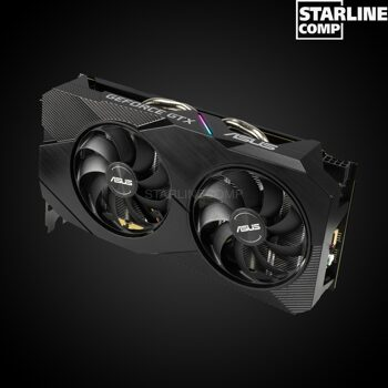 ASUS DUAL OC GEFORCE GTX 1660TI EVO 6GB