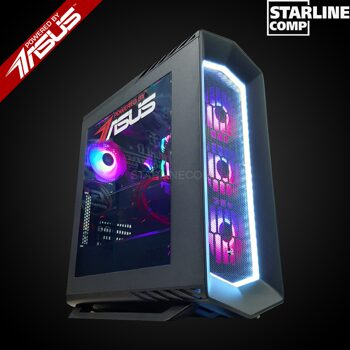 POWERED BY ASUS Intel Core i9-9900KF, RTX2080 Super 8Gb, SSD 480Gb, HDD 2000Gb