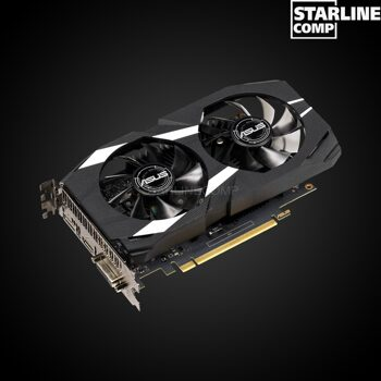 ASUS DUAL GEFORCE GTX 1650 4GB