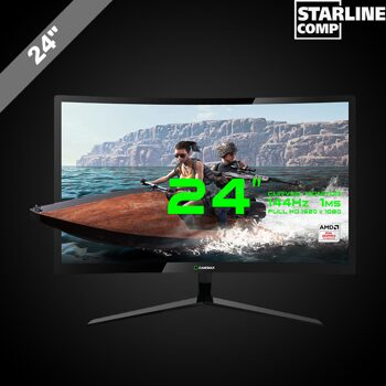ИГРОВОЙ МОНИТОР GAMEMAX GMX24C144 144Hz