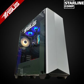 POWERED BY ASUS Intel Core i5-9400F, ASUS AMD Radeon RX 5700 8Gb