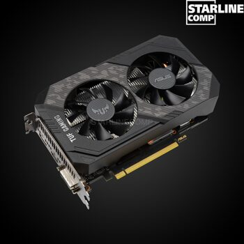 ASUS TUF DUAL GEFORCE GTX 1650 SUPER 4GB